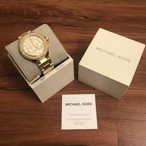 New Michael Kors Women's Watch